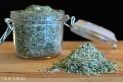 Tuscan Herb Salt