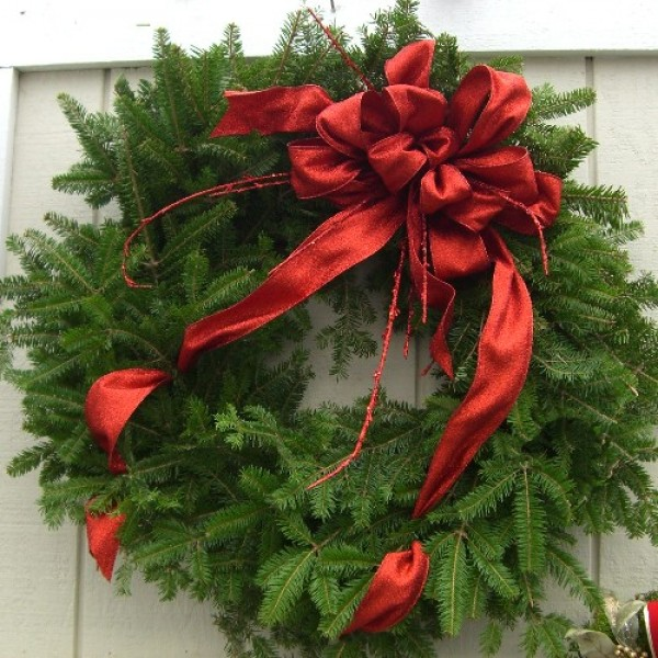 Fresh Pine Wreaths