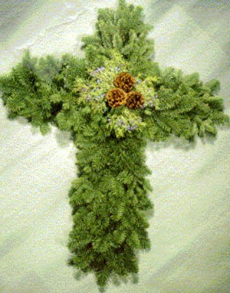 Mixed Pine Cross